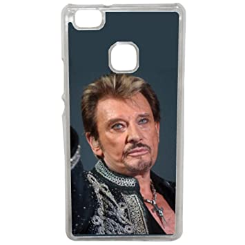 coque huawei p8 lite johnny hallyday