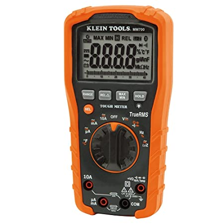 Review Digital Multimeter TRMS/Low Impedance,