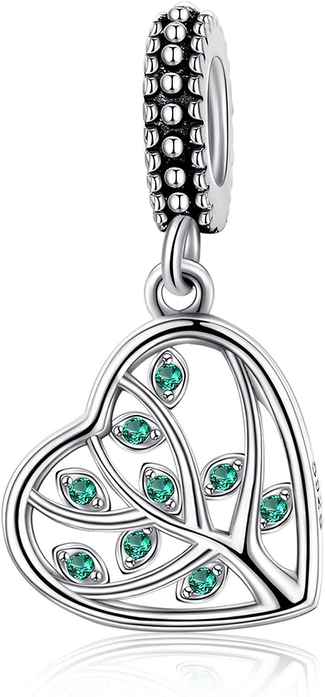 Splendid charm bracelet-sterling silver bracelet-womens silver bracelet-silver bracelets for women