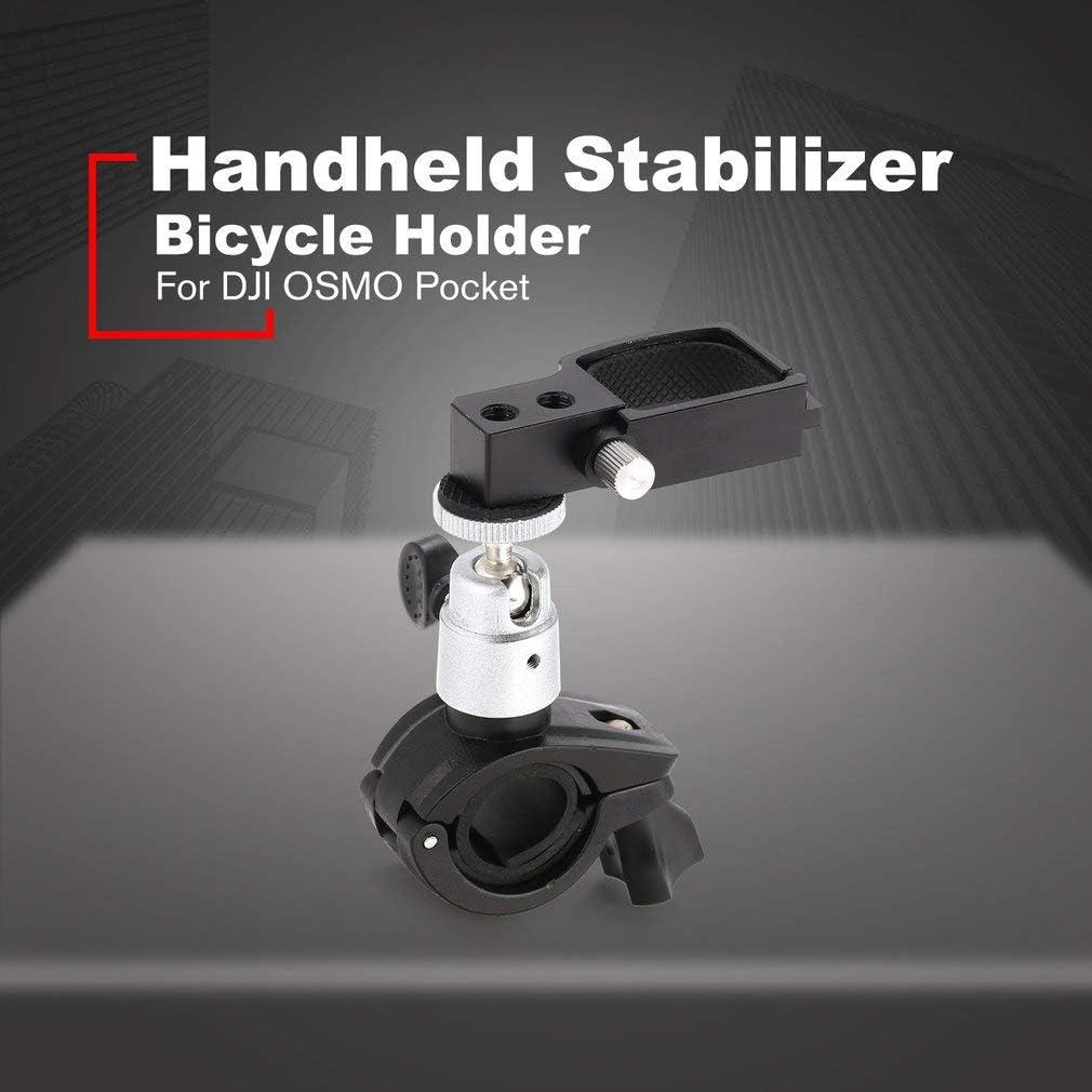 KinshopS - Soporte para bicicleta con estabilizador cardán para DJI OSMO Pocket: Amazon.es: Hogar