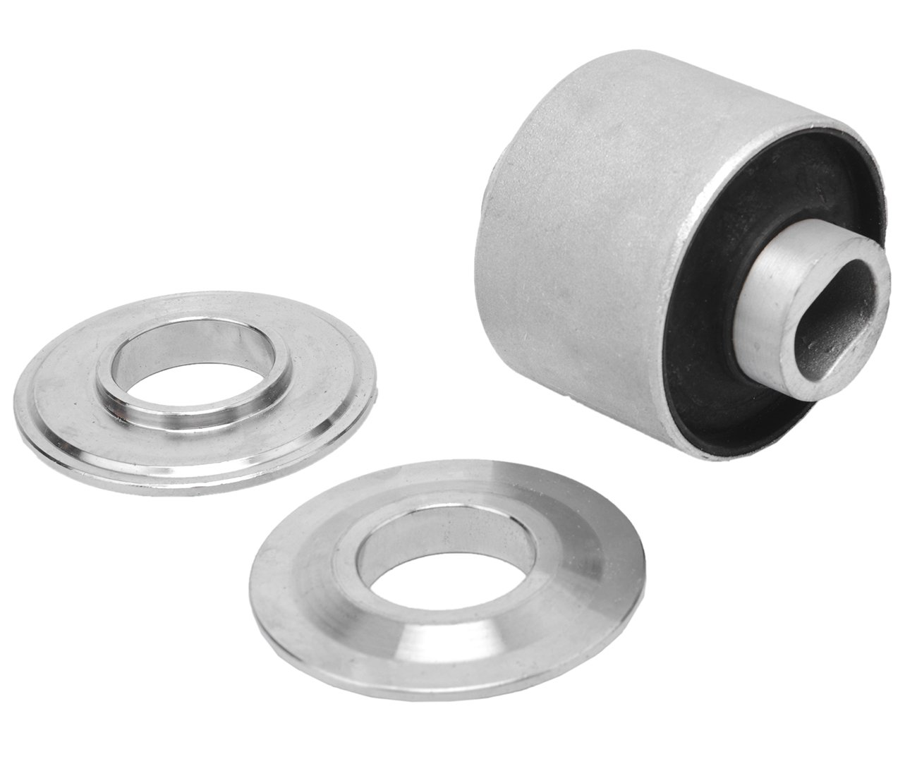 amazon com bapmic 2203309107 front lower control arm bushing kitamazon com bapmic 2203309107 front lower control arm bushing kit for mercedes benz w220 c215 (pack of 2) automotive