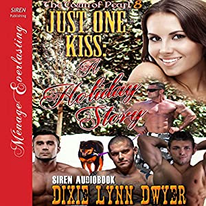 Just One Kiss: A Holiday Story Audiobook