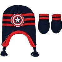 Marvel Gorra Infantil de los Vengadores de
