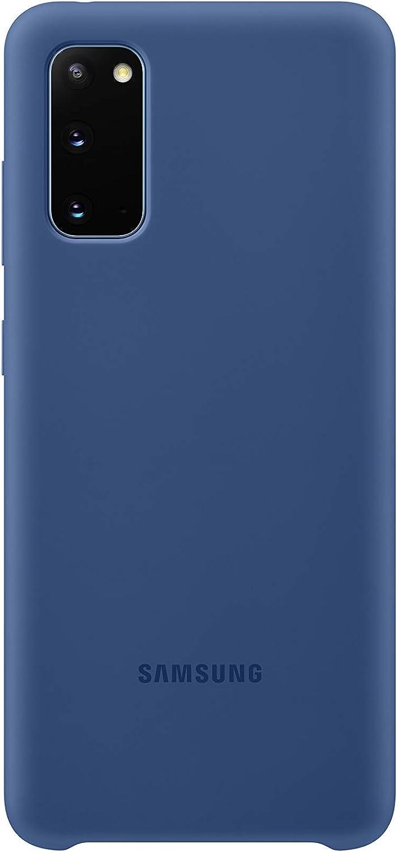 Samsung coque silicone Galaxy S20 Noir