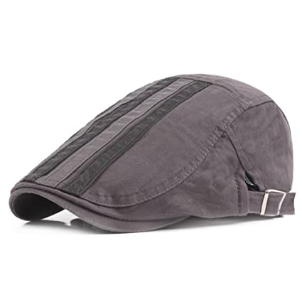 Gespout Sombreros Gorras Boinas Hombres Mujer Hat Flat Cap Invierno Otoño  Lienzo Béisbol Gorros Deportes Viaje a5b6978de1d
