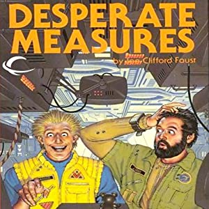 Desperate Measures | Livre audio