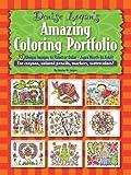 Denise Logan's Amazing Coloring Portfolio (Volume 1)