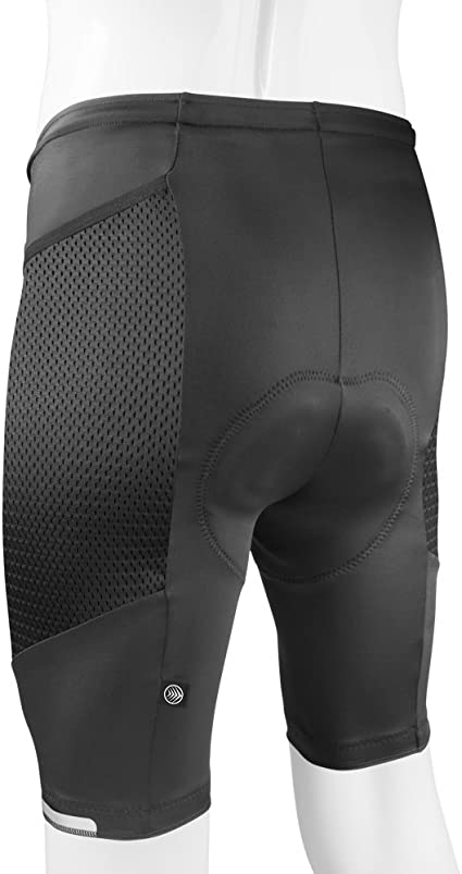 """/""""N//A/"""" CYCWEAR Mens Cycling Shorts Padded Bike Shorts MTB Pants Breathable Quick-Dry Tights for Outdoor Indoor Sport"""