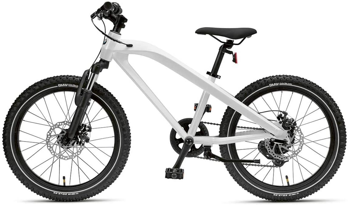 BMW Original Junior Cruise Bike - Bicicleta Infantil con Cuadro de ...