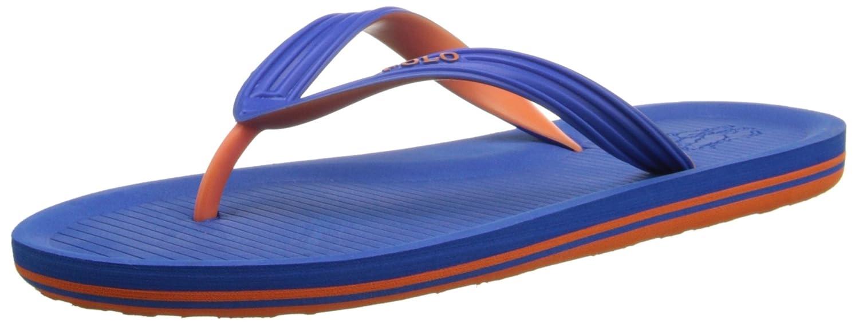 Polo Ralph Lauren Mens Whitlebury Flip Flop, Navy Matte Pvc, D(M) US:  Amazon.co.uk: Shoes & Bags