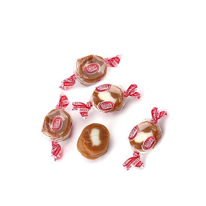 A Great Surprise Cremas de caramelo de Goetze, Apple, bulto de 5 LB 80 onzas de caramelo: Amazon.es: Hogar