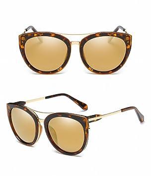 sonnenbrille Weibliche polarisierte sonnenbrille katze augen sonnenbrille mode Retro sonnenbrille pulverrahmenpulver QzOxrNwn
