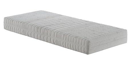 Materassimemory - Materasso Singolo Memory Foam Onda, misura 80x190 ...