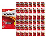 48x Panasonic CR123A Battery CR123 CR 123 Lithium 3V Photo Batteries