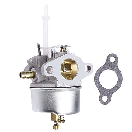 QUIOSS Carburetor for Tecumseh H60 H70 HSK60 HSK70 Engine part #632379  632379A