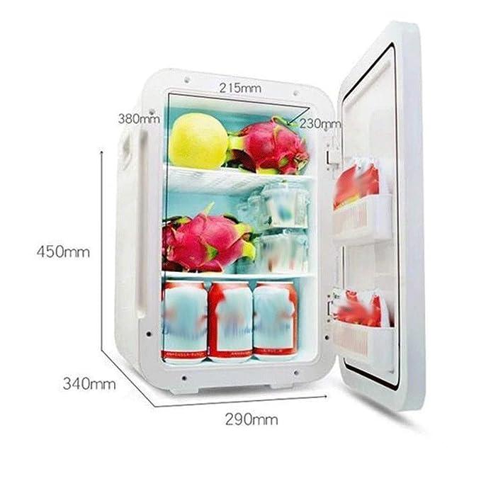 Nevera refrigeradora para autos caja, Mini refrigerador 22L ...