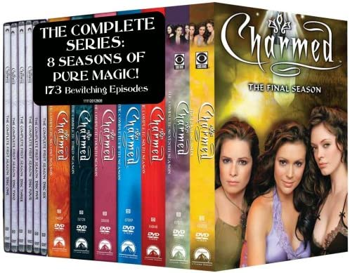 Charmed [Alemania] [DVD]: Amazon.es: Michael Negrin, Janice Cooke-Leonard, Constance M. Burge: Cine y Series TV