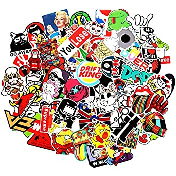 8 series stickers 100 pcs pack stickers variety vinyl car sticker motorcycle bicycle luggage decal graffiti patches skateboard stickers for laptop stickers