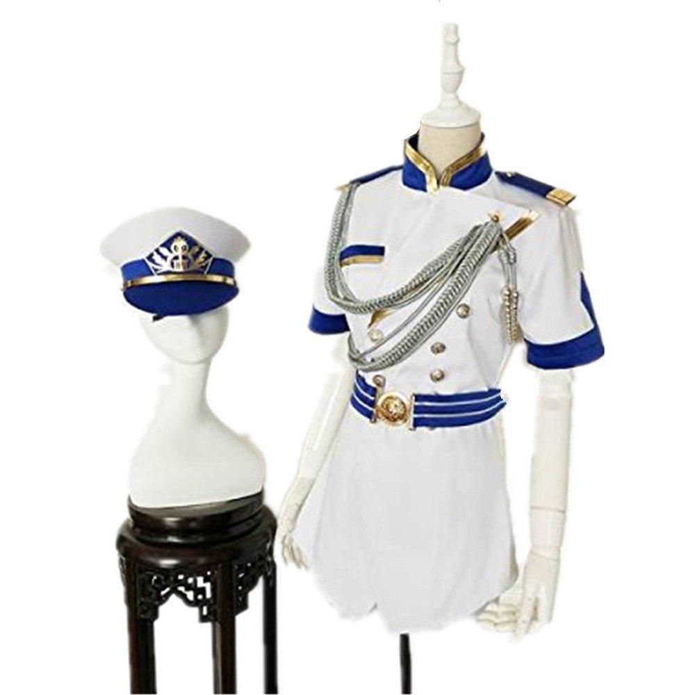 コスプレ衣装 Fate/Grand Order ガウェイン/ランスロット+ズボン+手袋 B07B3X71PD