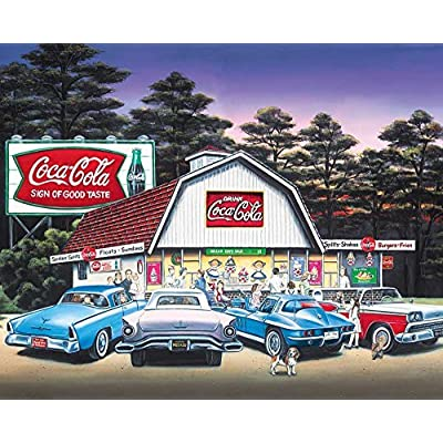 Springbok Night On The Town Jigsaw Puzzle 1500 Piece By Springbok