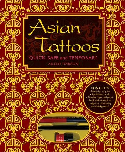 Asian Tattoos: Quick, Safe and Temporary
