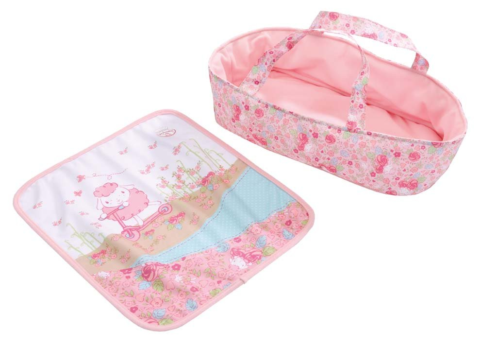 Zapf Creation My First Baby Annabell Moses Basket 794340