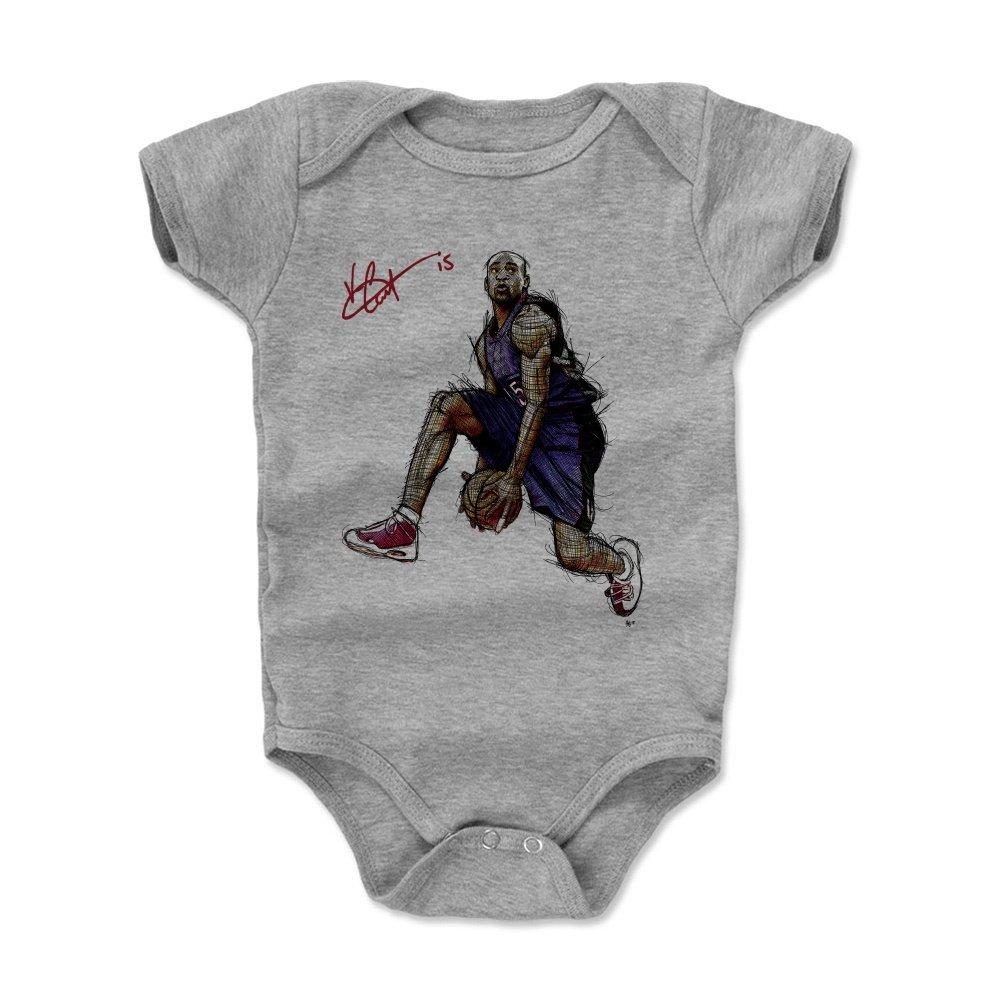 promo code cb0ed a8fc2 Amazon.com: 500 LEVEL Vince Carter Toronto Basketball Baby ...