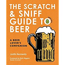 [By Justin Kennedy] The Scratch & Sniff Guide to Beer (Hardcover)【2017】by Justin Kennedy (Author) (Hardcover)