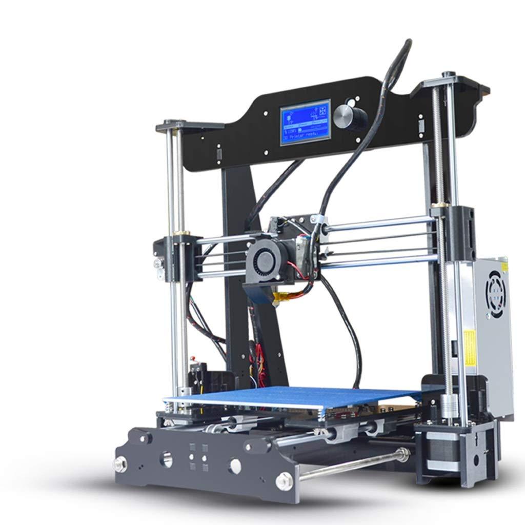 DM-DYJ Impresora 3D, X8 Talla Grande Alta Precisión Educación De ...