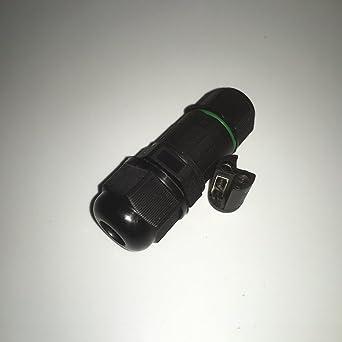 Caja de conexión estanca IP68, sunnorn® rectiligne-forme externo ...