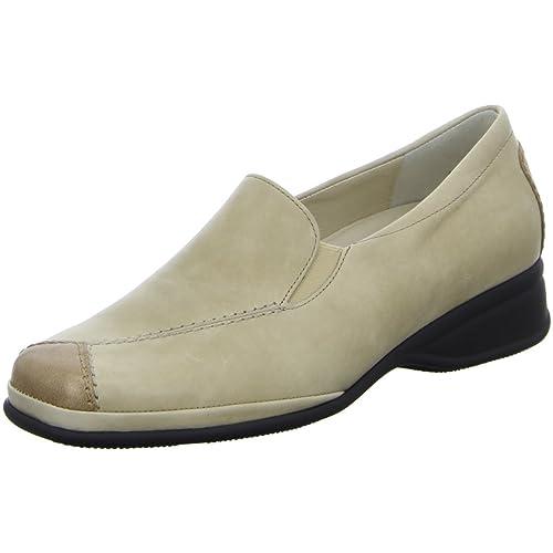 Semler Ria H - Mocasines de Piel para mujer, color marrón, talla 37 EU: Amazon.es: Zapatos y complementos