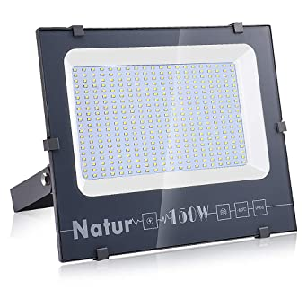 150W Foco LED Proyector, Super-Light Focos Led Exterior Floodlight ...