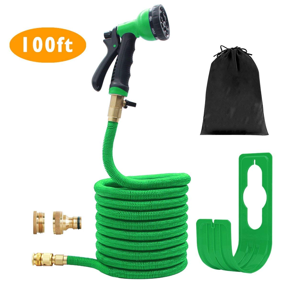 Bosch Garden and Watering 5FP7FHGT Double Female Hose Connector
