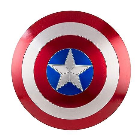 Captain America Shield Belt Buckle Metal Hot Marvel Avengers Infinity Wars