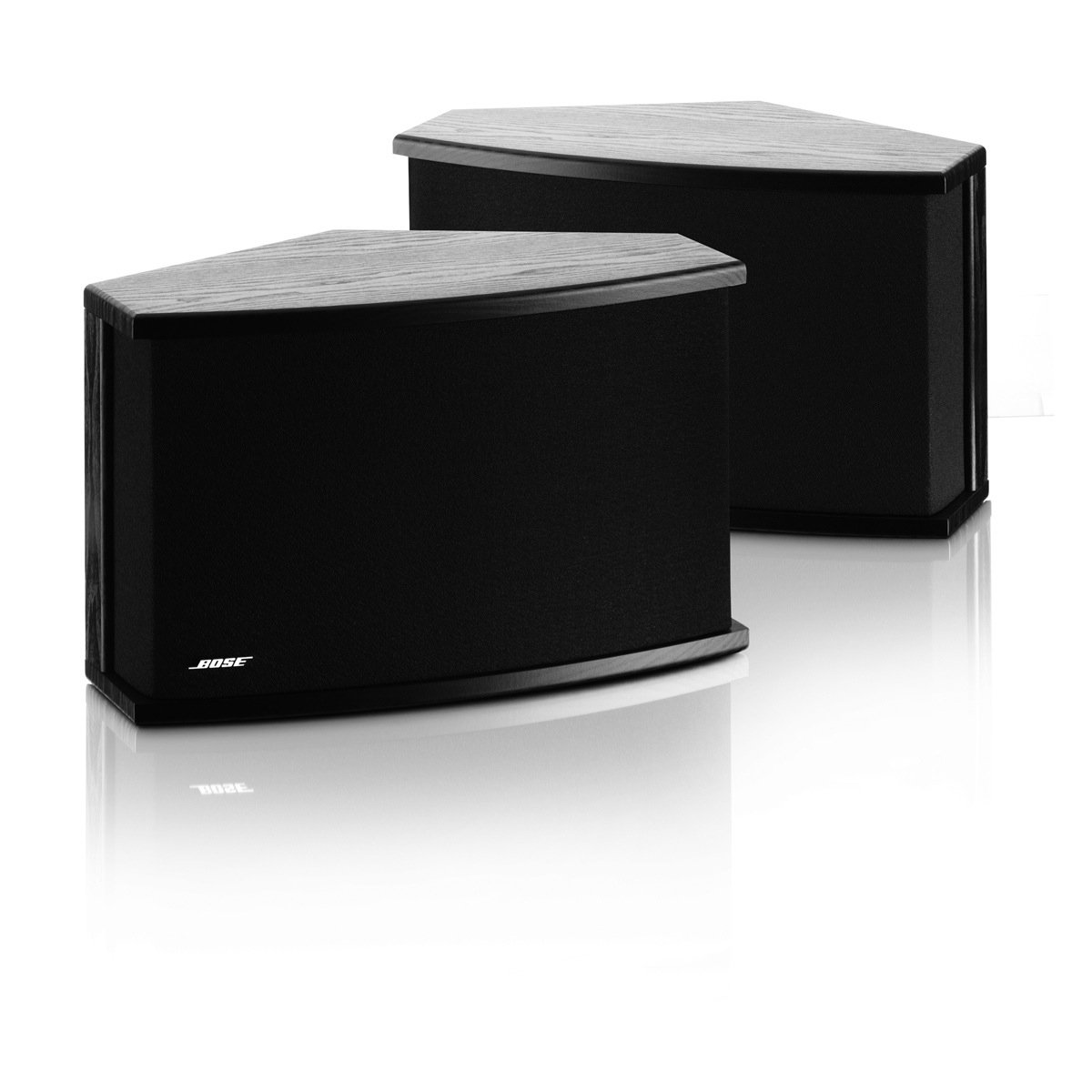 Amazon.com: Bose 901 Series VI Direct/Reflecting Speaker System, Black,  Pair: Home Audio & Theater