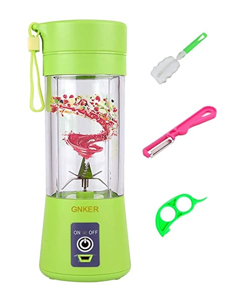 Review Portable Juicer with Travel