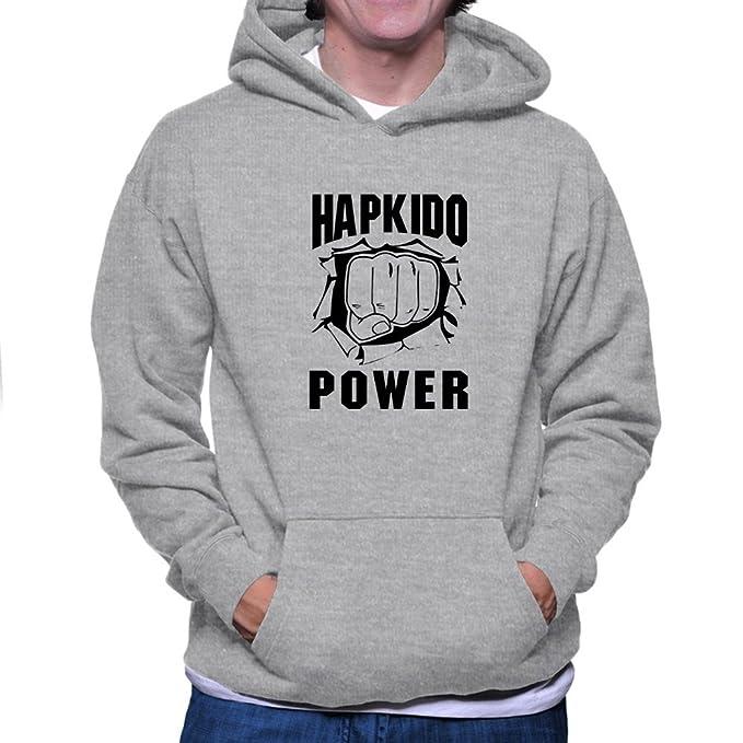 Teeburon Hapkido Power Sudadera con Capucha: Amazon.es: Ropa y accesorios
