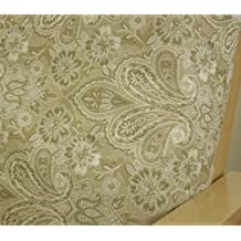 Monroe Floral Fitted Mattress Cover Full 89