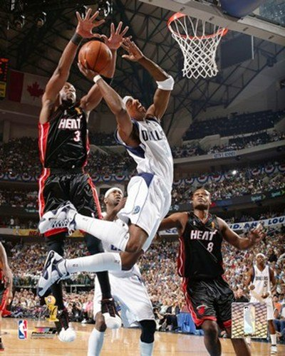 Jason Terry - 2006 Finals/Game 2 Action (#12) - 8x10 Inches - Art Print Poster ()