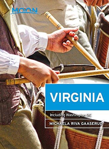 Moon Virginia: Including Washington DC (Travel Guide)