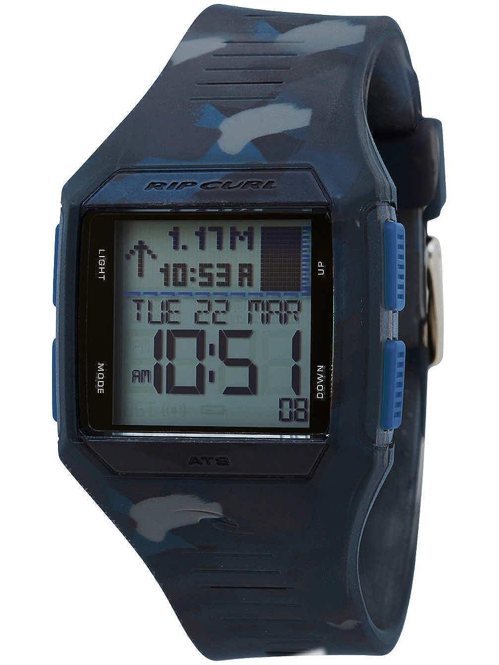Rip Curl RIFLES MIDSIZE TIDE, MAN, Color: DELTA CAMO, Size: TU: Amazon.es: Relojes