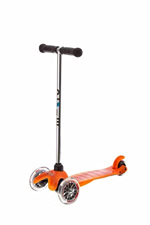 Patinete Mini Micro Naranja