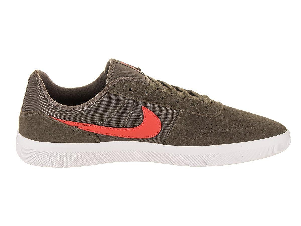 8326e8cd91427 Amazon.com | NIKE Men's SB Team Classic Ridgerock/Vintage Coral Skate Shoe  13 Men US | Shoes
