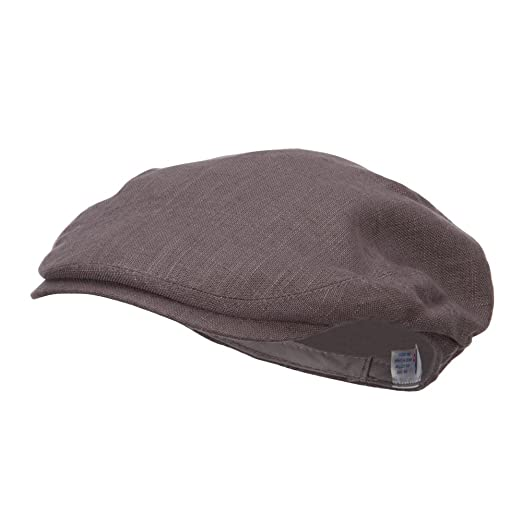 e4Hats.com Men s Linen Summer Ivy Cap at Amazon Men s Clothing store  174751a61e6