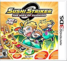 Sushi Striker: The Way of the Sushido - 3DS [Digital Code]