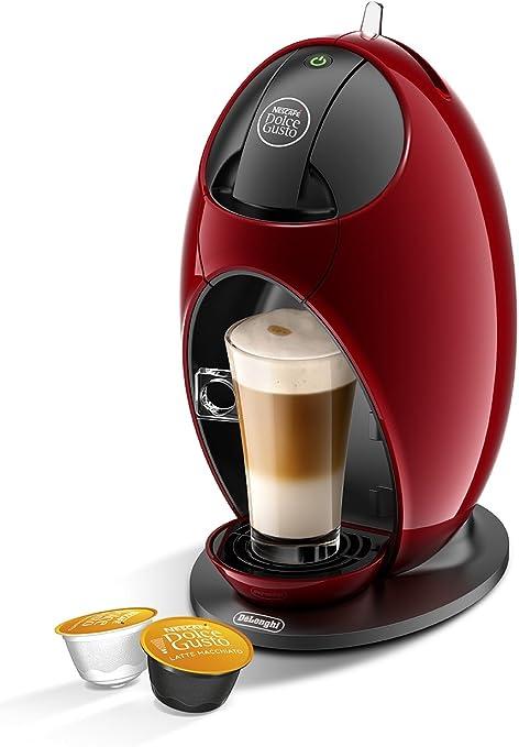 Nescafé Dolce Gusto Jovia By Delonghi Edg250r Pod Coffee Machine Red