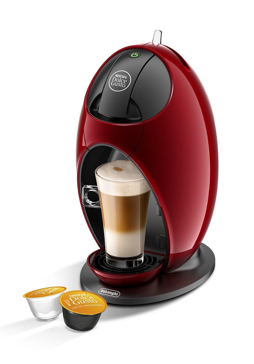 de 39 longhi nescaf dolce gusto jovia manual coffee machine. Black Bedroom Furniture Sets. Home Design Ideas