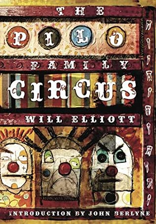 book cover of The Pilo Family Circus