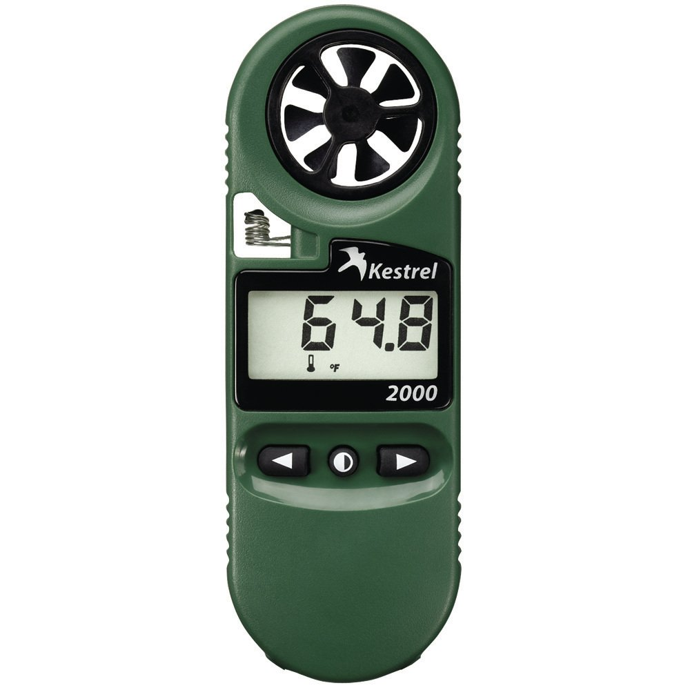 Kestrel 2000 Series Digital Weather Station