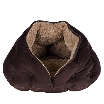 Trixie Manta Cueva Malu Perros Gato Cama Gato Cueva Caseta Gato Casa: Amazon.es: Productos para mascotas
